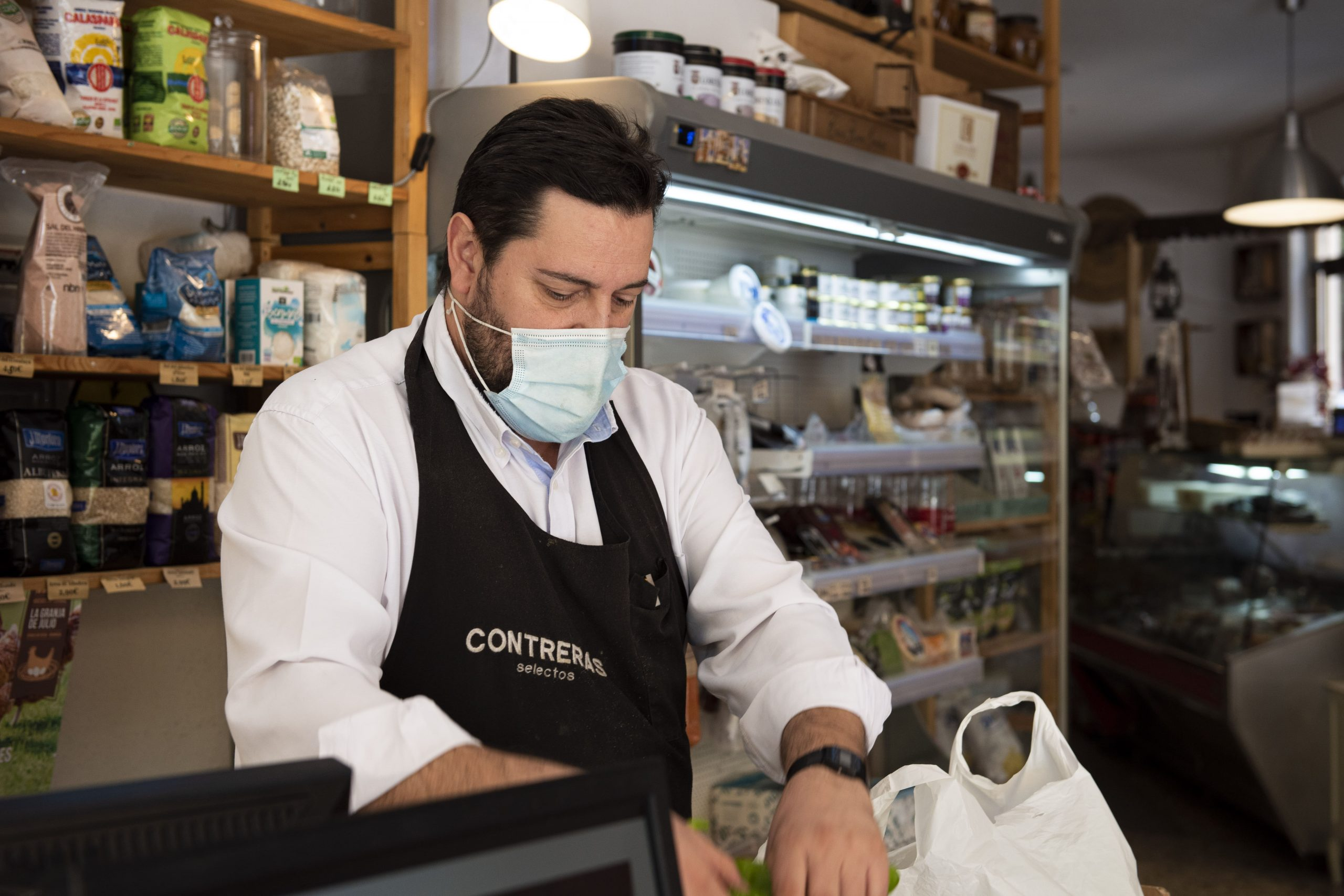 Contreras Selectos tienda gourmet